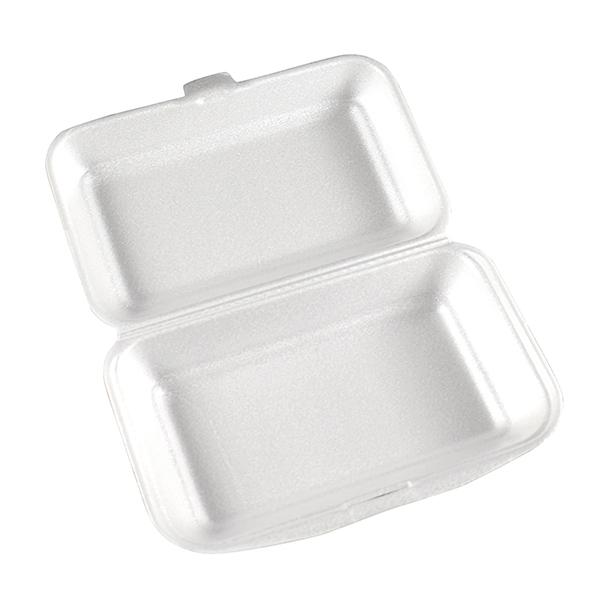 Lunchbox ungeteilt aus EPS